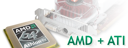 AMD + ATI to merge
